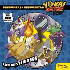 YO-KAI WATCH. LOS MISTERIOSOS