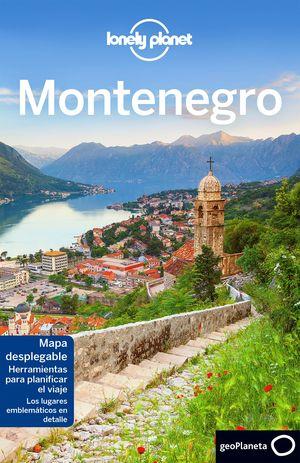 MONTENEGRO 2017 LONELY PLANET