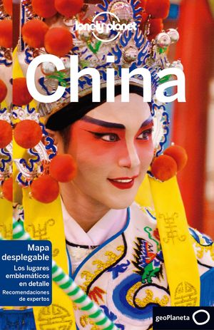 CHINA 2017 LONELY PLANET