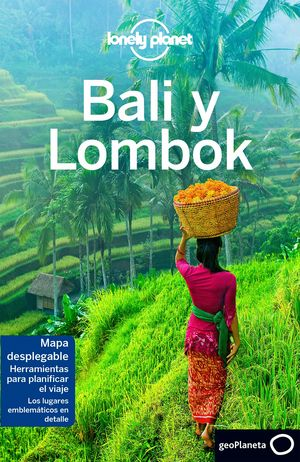 BALI Y LOMBOK 2017 LONELY PLANET