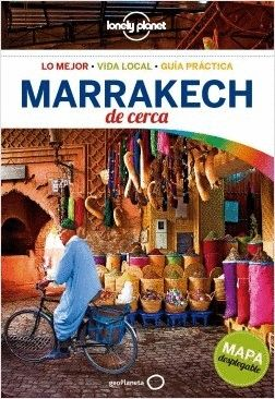 MARRAKECH DE CERCA 2017 LONELY PLANET