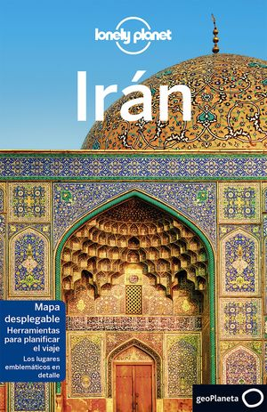 IRÁN 2017 LONELY PLANET