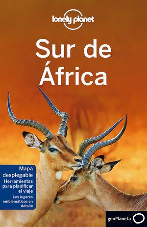 SUR DE ÁFRICA 2017 LONELY PLANET