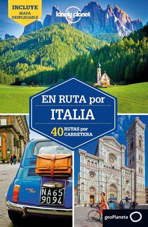 EN RUTA POR ITALIA 2018 LONELY PLANET