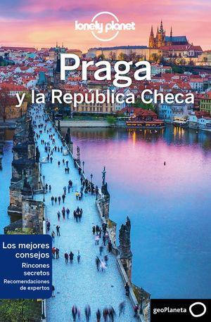 PRAGA Y LA REPÚBLICA CHECA 2018 LONELY PLANET
