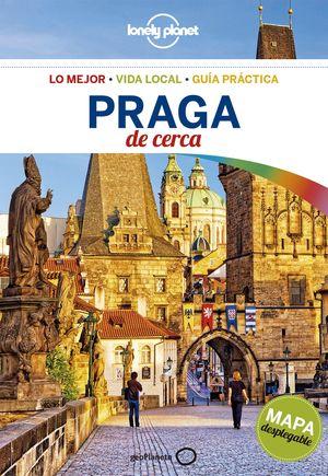 PRAGA DE CERCA 2018 LONELY PLANET