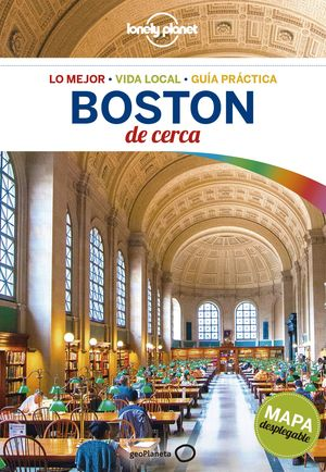 BOSTON DE CERCA 2018 LONELY PLANET