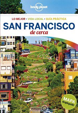 SAN FRANCISCO DE CERCA 2018 LONELY PLANET