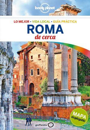 ROMA DE CERCA 2018 LONELY PLANET