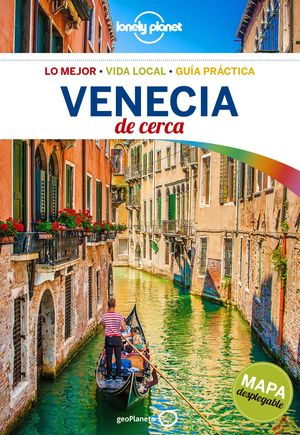 VENECIA DE CERCA 2018 LONELY PLANET