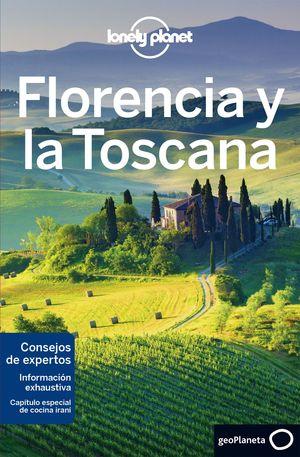 FLORENCIA Y LA TOSCANA 2018 LONELY PLANET