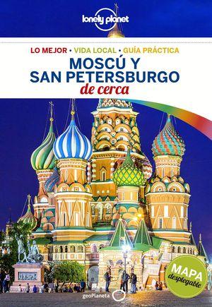MOSCÚ Y SAN PETERSBURGO DE CERCA 2018 LONLEY PLANET