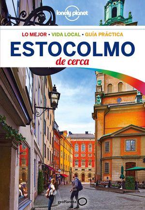 ESTOCOLMO DE CERCA 2018 LONELY PLANET