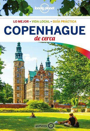 COPENHAGUE DE CERCA 2018 LONELY PLANET