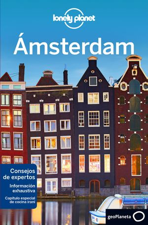 ÁMSTERDAM 2018 LONELY PLANET