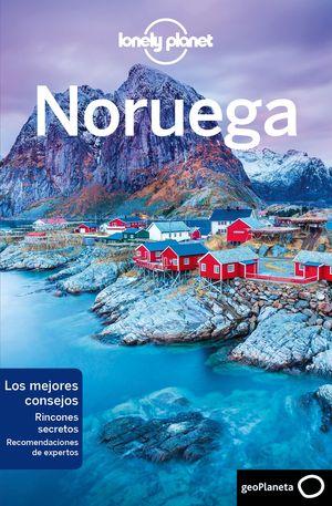 NORUEGA 2018 LONELY PLANET