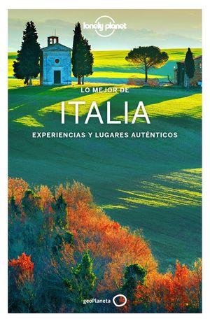 LO MEJOR DE ITALIA 2018 LONELY PLANET