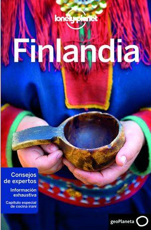 FINLANDIA 2018 LONELY PLANET