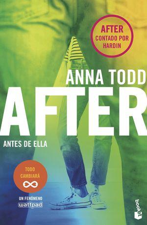 AFTER 0. ANTES DE ELLA (SERIE AFTER)