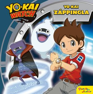 YO-KAI WATCH. YO-KAI ZÁPPINGLA