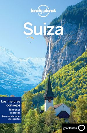 SUIZA 2018 LONELY PLANET