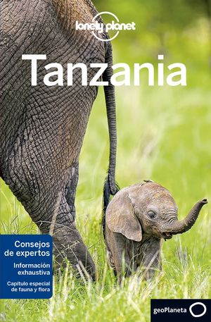 TANZANIA 2018 LONLEY PLANET