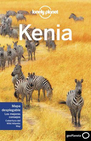 KENIA 2018 LONLEY PLANET