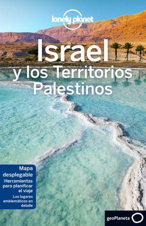 ISRAEL Y LOS TERRITORIOS PALESTINOS 2018 LONELY PLANET