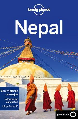 NEPAL 2018 LONELY PLANET