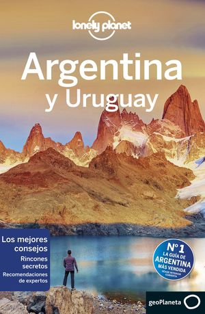 ARGENTINA Y URUGUAY 2019 LONELY PLANET