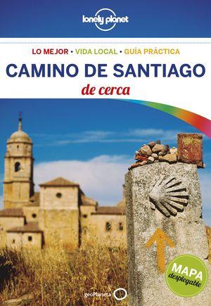CAMINO DE SANTIAGO DE CERCA 2018 LONELY PLANET