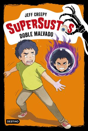 SUPERSUSTOS. DOBLE MALVADO