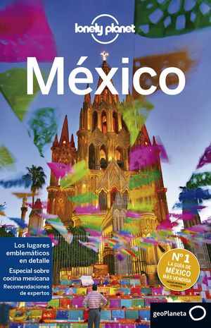 MÉXICO 2019 LONELY PLANET