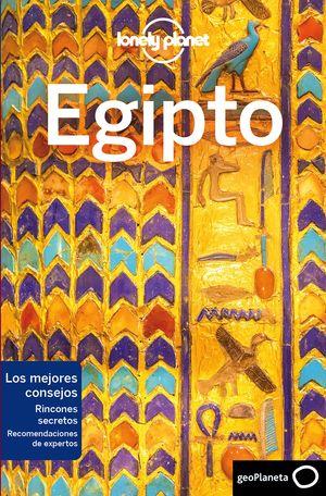 EGIPTO 2019 LONELY PLANET
