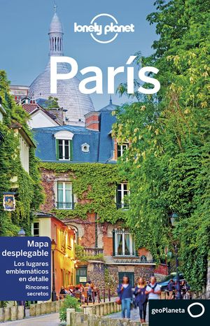 PARÍS 2019 LONELY PLANET