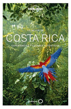 LO MEJOR DE COSTA RICA 2019 LONELY PLANET
