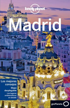 MADRID 2019 LONELY PLANET