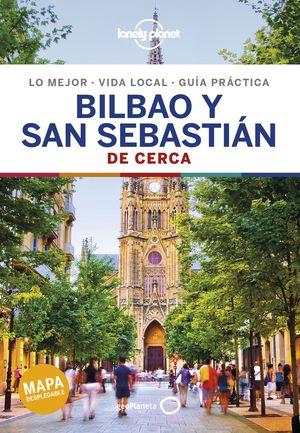 BILBAO Y SAN SEBASTIAN DE CERCA 2019 LONELY PLANET