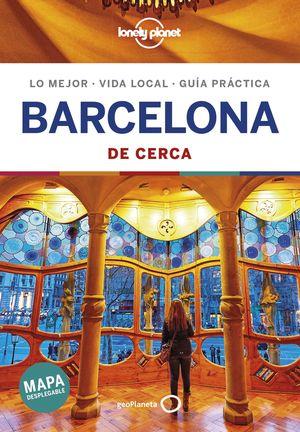 BARCELONA DE CERCA 2019 LONELY PLANET