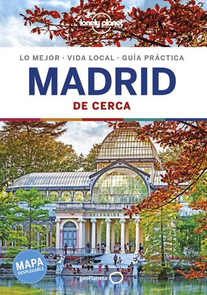 MADRID DE CERCA 2019 LONELY PLANET