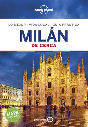 MILÁN DE CERCA 2019 LONELY PLANET