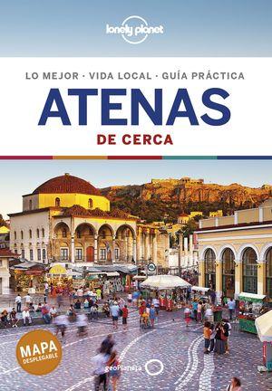ATENAS DE CERCA 2019 LONELY PLANET