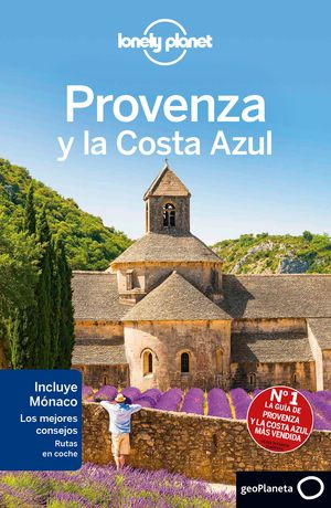 PROVENZA Y LA COSTA AZUL 2019 LONELY PLANET