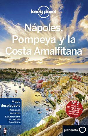 NÁPOLES, POMPEYA Y LA COSTA AMALFITANA 2019 LONELY PLANET