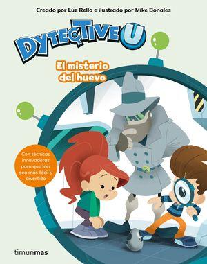 DYTECTIVEU. EL MISTERIO DEL HUEVO