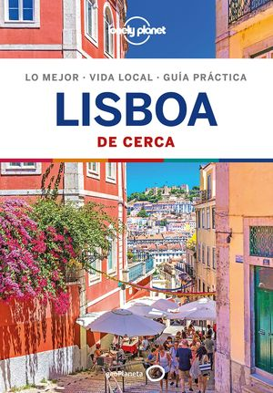 LISBOA DE CERCA 2019 LONELY PLANET
