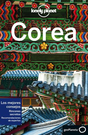 COREA 2019 LONELY PLANET