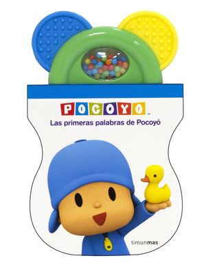 LAS PRIMERAS PALABRAS DE POCOYÓ