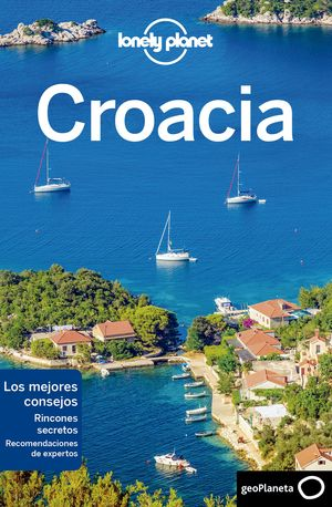 CROACIA 2019 LONELY PLANET