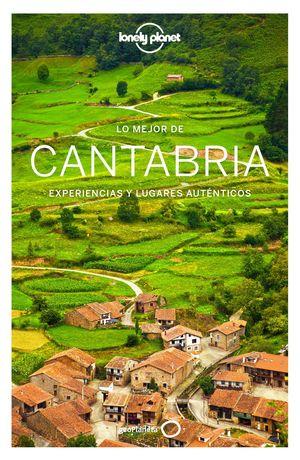LO MEJOR DE CANTABRIA 2019 LONELY PLANET